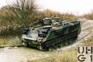 Spz 63/89 M-113 A1 Kdo