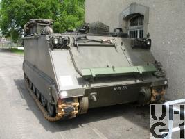 Spz 63 M-113 A1 Feuerleitpanzer 63