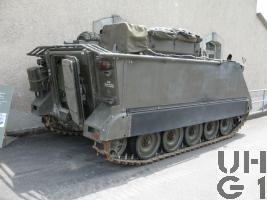 Flt Pz 63 M-113 A1 mit SE-412 / SE-235/m1+/m1
