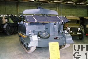 Ford Universal Carrier T 16, Pz Begl Fz UC