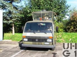 VW LT 35 291 L 42, Pistenw l 4x2