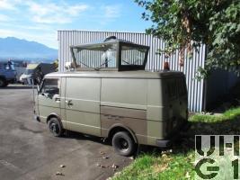 VW LT 35 291 L 42 Pistenw l 4x2