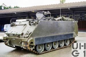 G Pz 63 M-113 A1 modifiziert mit SE-235/m1