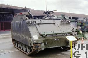 Spz 63 M-113 A1 Geniepanzer 63 modifiziert