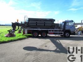 Steyr 26S32 Lastw 14,9 t bgl 6x4 für Pistenenteisung