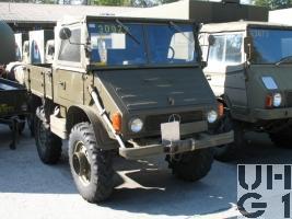 Unimog D 411.118 U411c (U34), Lieferw 1 t gl 4x4
