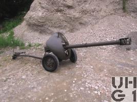 9 cm Panzerabwehrkanone 1957