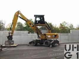 Caterpillar M322D Mobilbagger