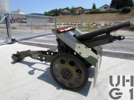 7,5 cm Motor Gebirgskanone 1938 L22
