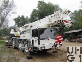 Liebherr LTM 1040/1 6x6