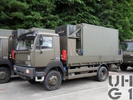 Steyr 12S23, Lastw 5,2 t bgl 4x4 für EAS
