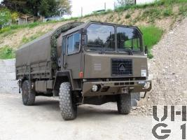 Saurer 6 DM Lastw 6 t gl 4x4