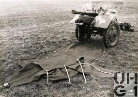 7,5 cm Motor Gebirgskanone 1948 L22, Foto K+W Thun