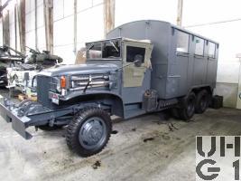 GMC CCKW 353 6x6 Werkstattwagen ab 1943