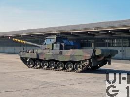 Panzer 87 Leopard Fahrschule