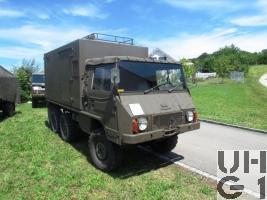 Pinzgauer 712 T Repw L M Flab 75, Repw L RAPIER gl 6x6