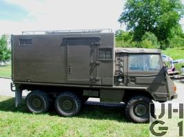 Steyr Puch Pinzgauer 712 Repw L gl 6x6
