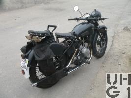 Condor A 680 Solo Motorrad Typ 42-46 A Motrd 2 Pl 2x1