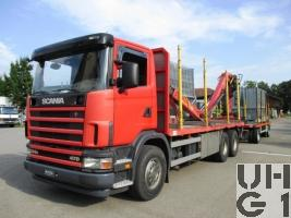 Scania R 124 CB 470