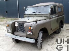 Land-Rover 88 Serie II A Gelpw 0,7 t 4x4 gl