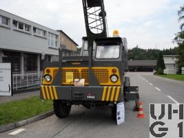 Michigan S-20, Kranwagen 59 7 t, 4x4