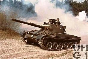 Panzer 68/75 K+W, Pz 68/75 K+W, Bild KTA