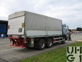 Steyr 26S32 P38 Lastw 14,9 t bgl 6x4 Verdeck
