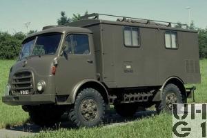 Steyr A 680 g Peilw P 760 sch gl 4x4, Bild VBS