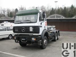 Mercedes Benz 2638 AK/38,5 6x6