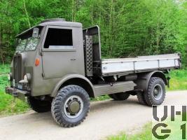 Saurer 5 CM Lastw Kipper 6 t gl 4x4