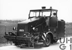 Faun AK 3 H, Str Reinigungsmasch 66/69 3x2