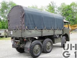 Saurer M6, M. Gelastw. 2,5 t 6x6