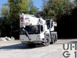 Liebherr LTM 1055-3.2 Kranw Sch 55 t 6x6 GL