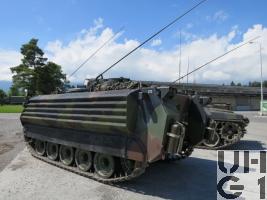 Spz 63/89 M-113 A1