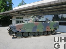 Spz 2000 Hägglunds CV 9030 Kommandoversion