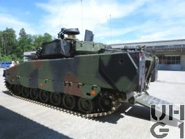 Spz 2000 Hägglunds CV 9030 Gruppenversion