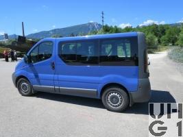 Opel Vivaro 2,5 CDTI Pw Kombi 9 Pl 4x2
