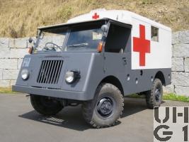 Mowag GW 3500, Sanw 0,70 t 4x4
