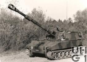 Panzerhaubitze 79 M-109 / L-39, Pz Hb 79 M-109, Bild K+W Thun