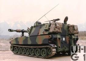 Panzerhaubitze 79 M-109A1B / L-39, Pz Hb 79 M-109