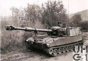 Panzerhaubitze 88 M-109A1B / L-39, Pz Hb 88 M-109