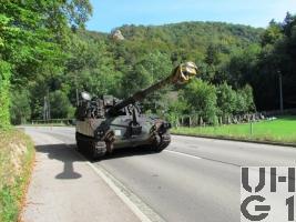 Panzerhaubitze 74/95, 79/95, 88/95 M-109A1B / L-47