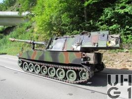 Panzerhaubitze 74/95, 79/95, 88/95 M-109 / L-47