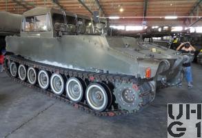 Panzerhaubitze 66/74 M 109 Fahrschule