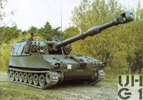 Panzerhaubitze 66/74 M-109 / L-39, Pz Hb 66/74