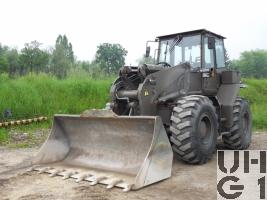 Ahlmann AS 200 PRG, Ladeschaufel 98/06 14,8 t 4x4