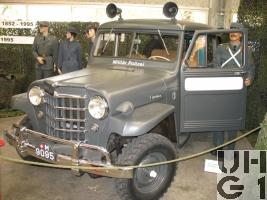 Willys Overland Station Wagon 4x4-73, Stationsw MP 5 Pl 4x4