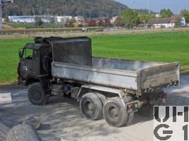 Steyr 1491.310/S37 Sattelschl 95 sch gl 6x6 WA Ki Brücke