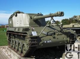 10,5 cm Selbstfahrhaubitze AMX 13