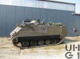 Spz 63/73 M-113 A1 mit SE-412 / SE-235/m1